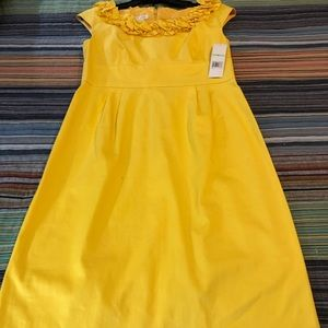 New Yellow Dress